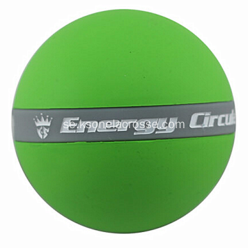 2018 Partihandel Custom Soft Gummi Massage Ball